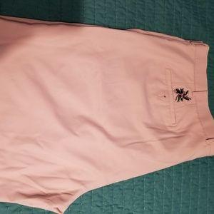 Dri fit golf shorts